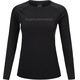 Peak Performance Gallos Co2 longsleeve Dames zwart